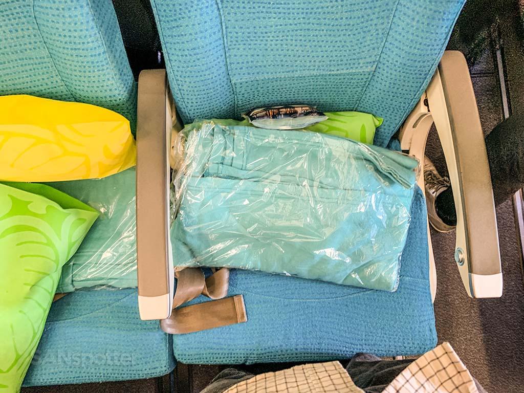 Air Tahiti Nui seats
