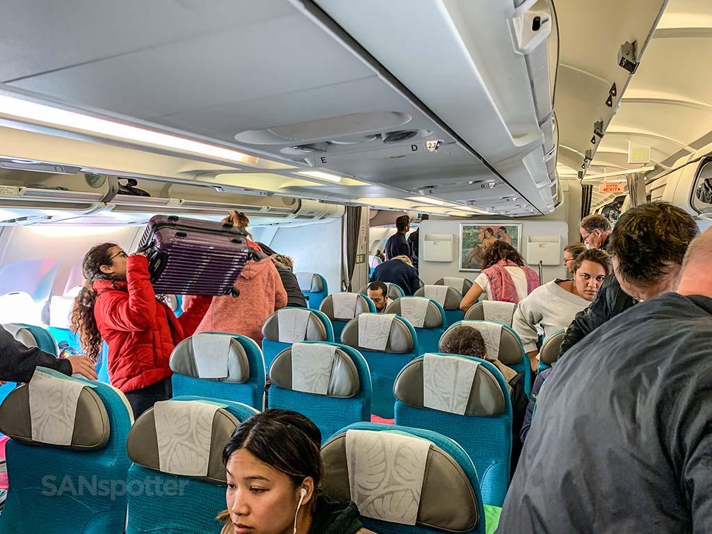 Air Tahiti Nui trip report