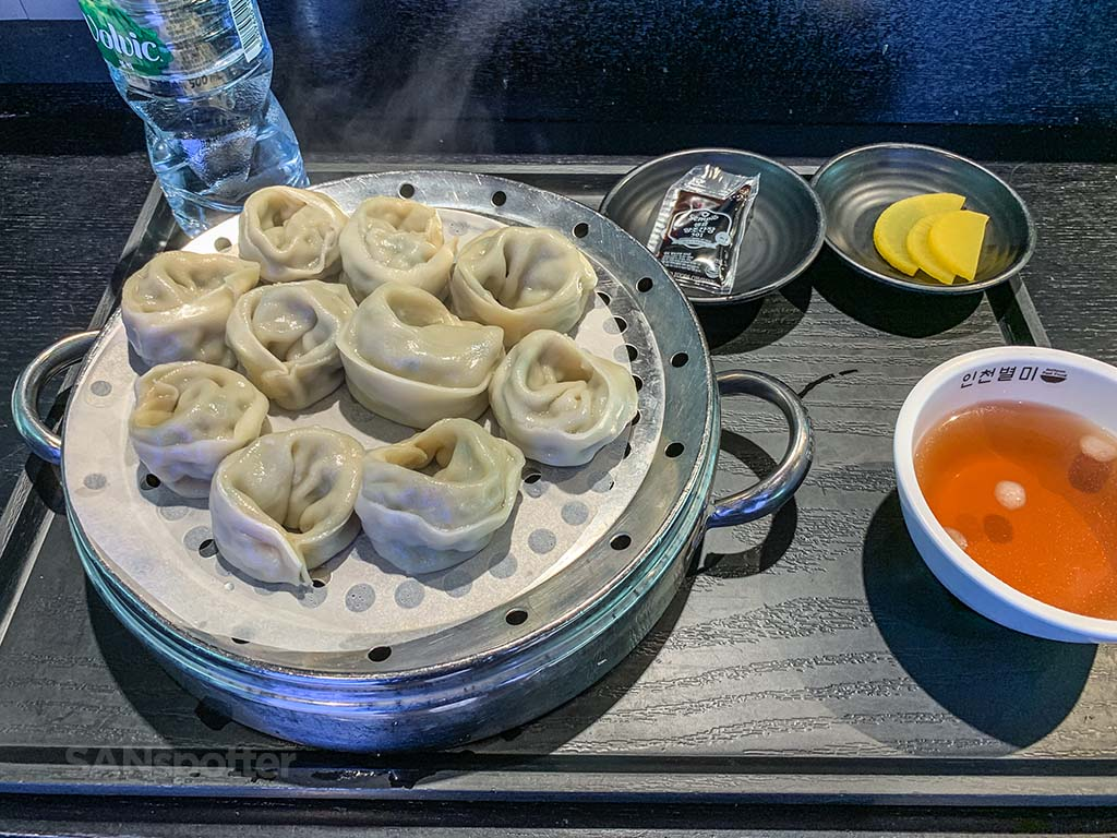ICN airport breakfast
