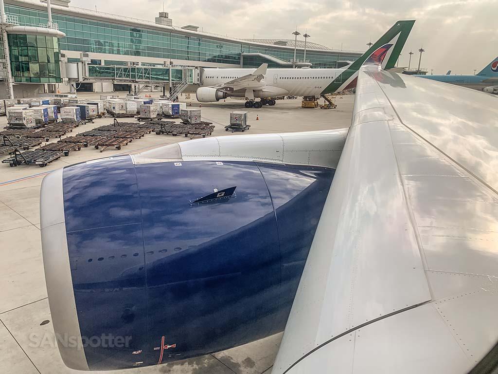 Alitalia ICN airport