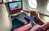 Qatar Airways Review business class