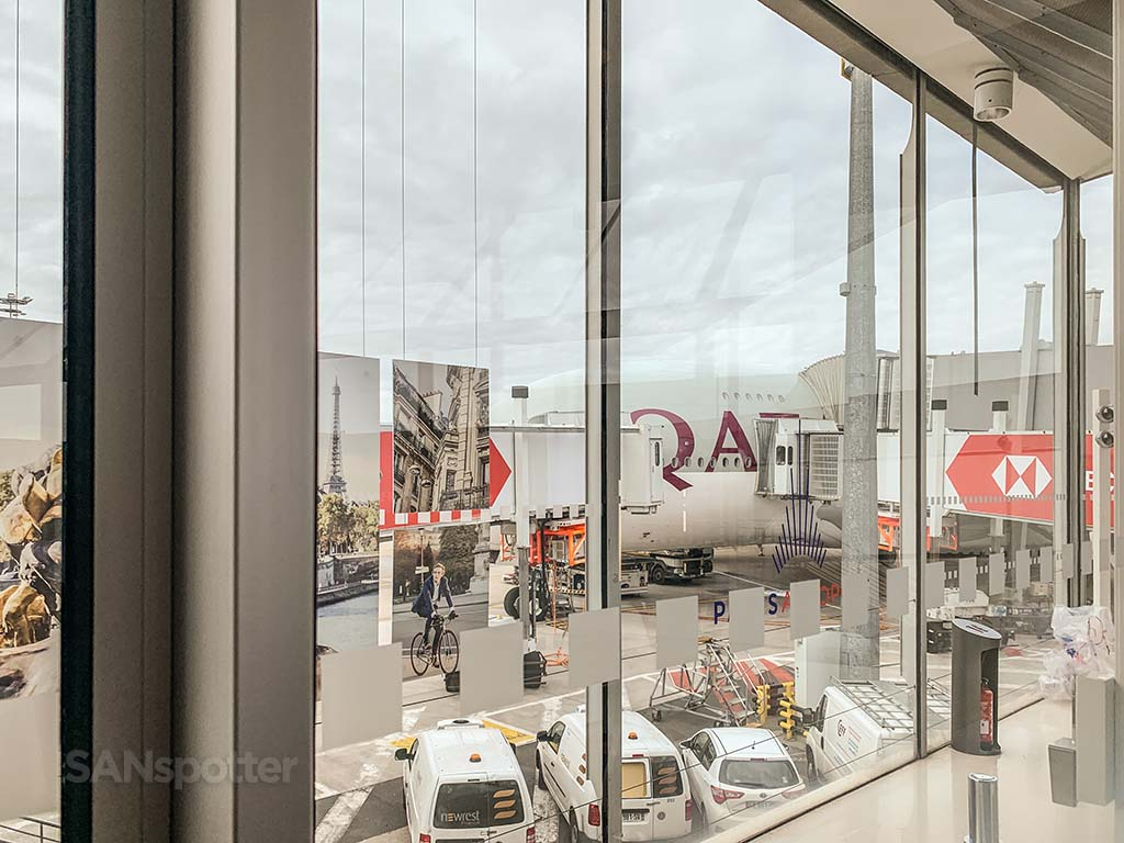 Qatar Airways Review a380