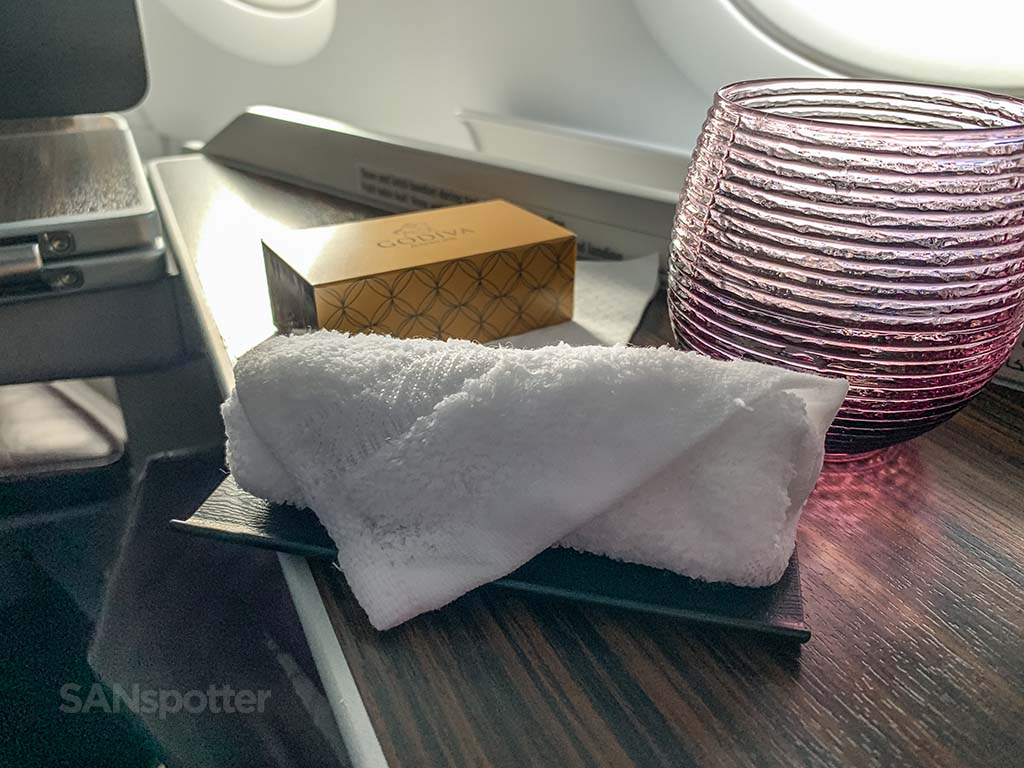 Qatar Airways business class full review