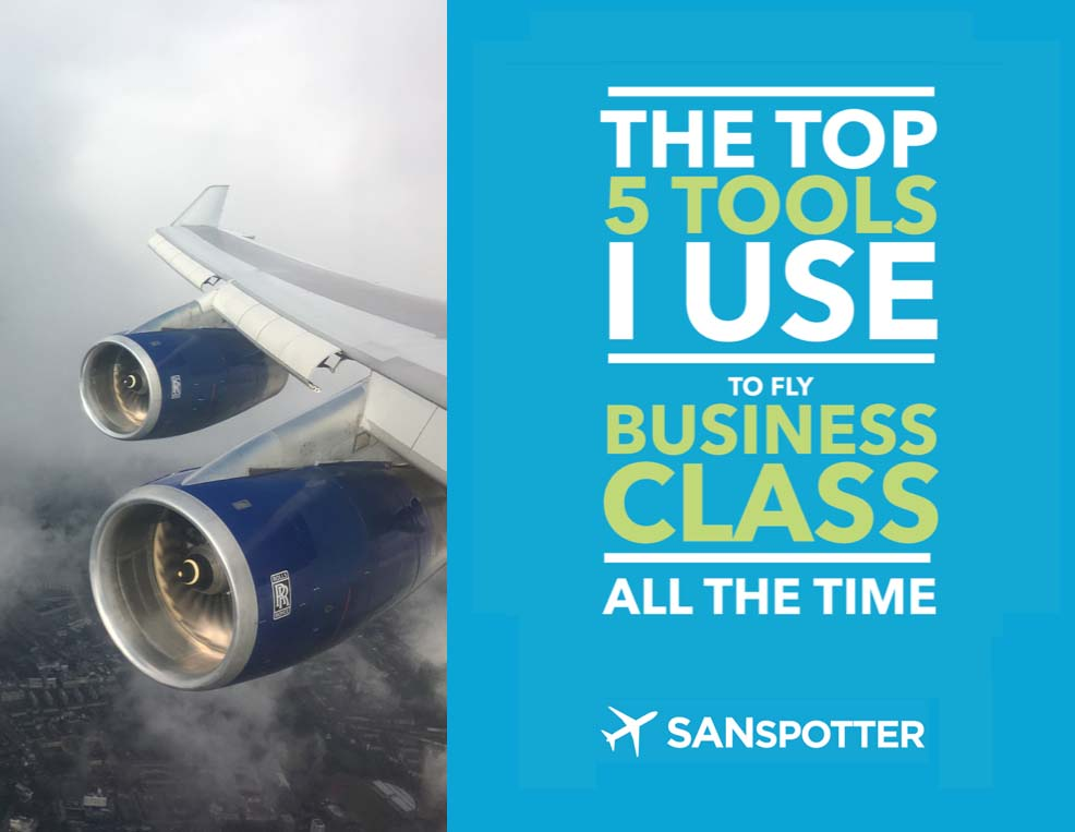 sanspotter business class tools