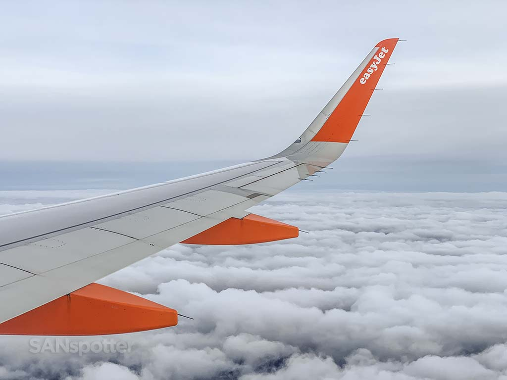 wing view