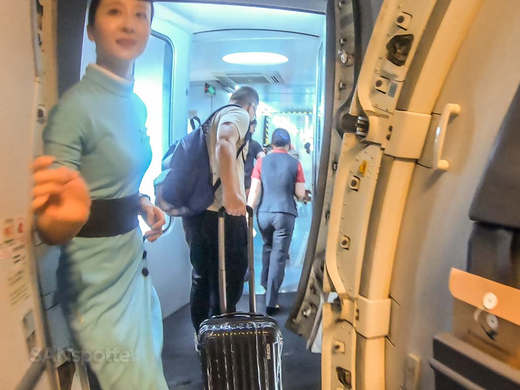 Xiamen Air cabin crew