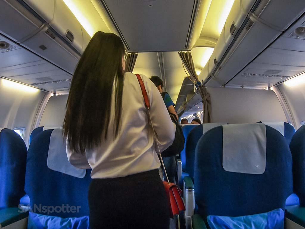 Xiamen Airlines 737-800 business class