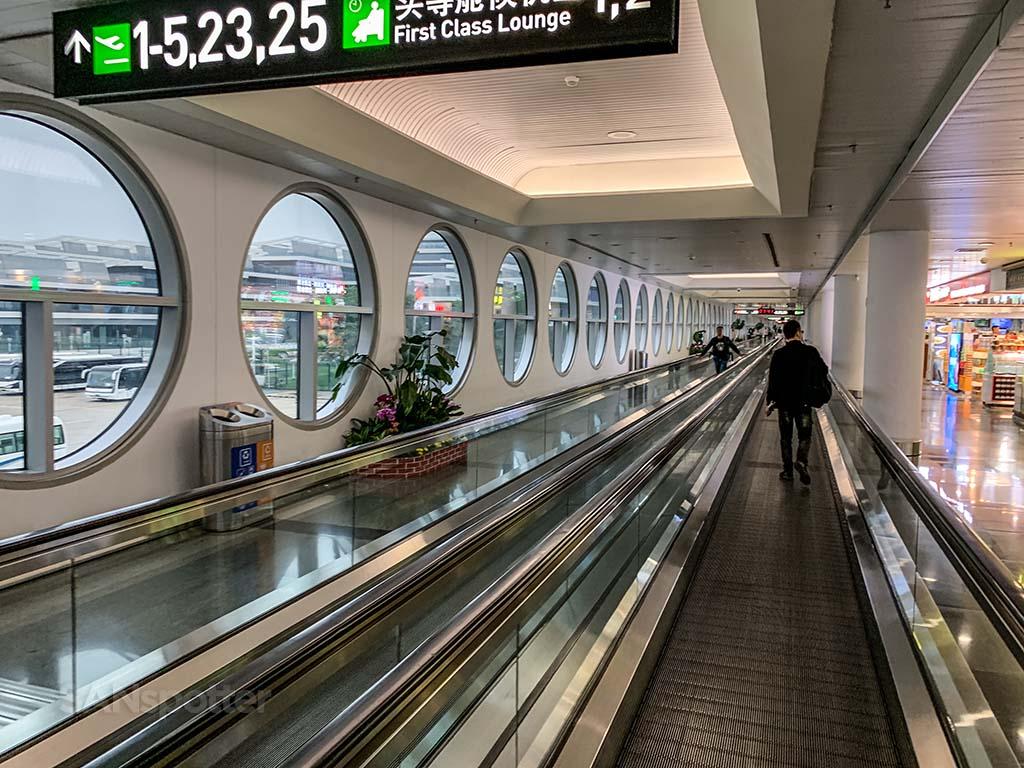 Xiamen airport terminal pics