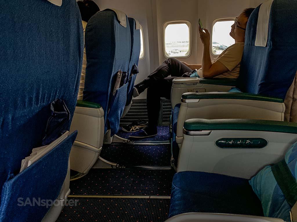 Xiamen Airlines passengers