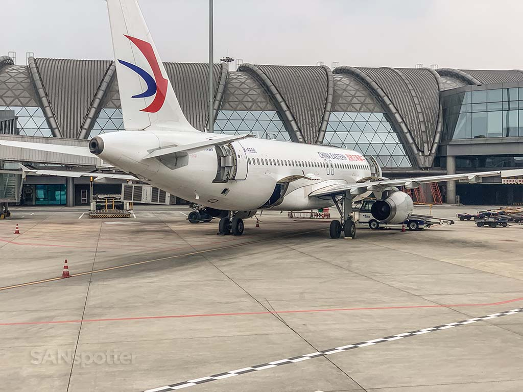 China eastern a320 Chengdu