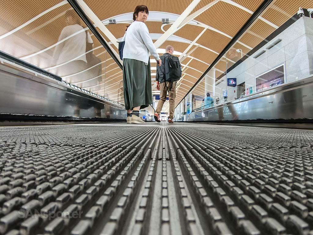 SANspotter PVG airport