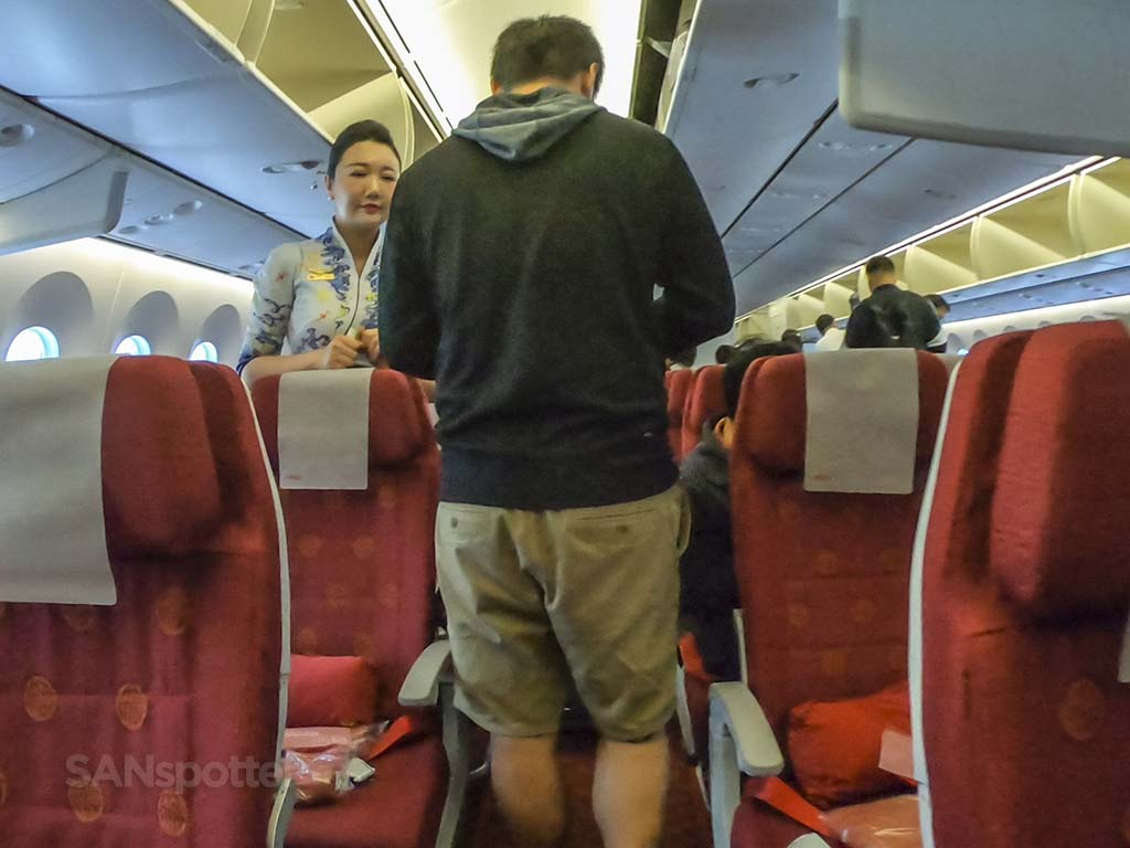 Hainan Airlines review