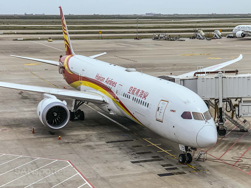 Hainan Airlines 787-9