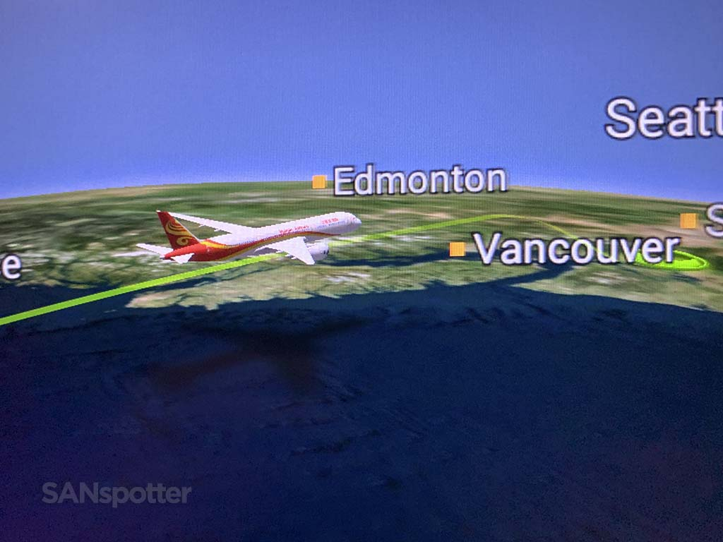 Hainan to Seattle