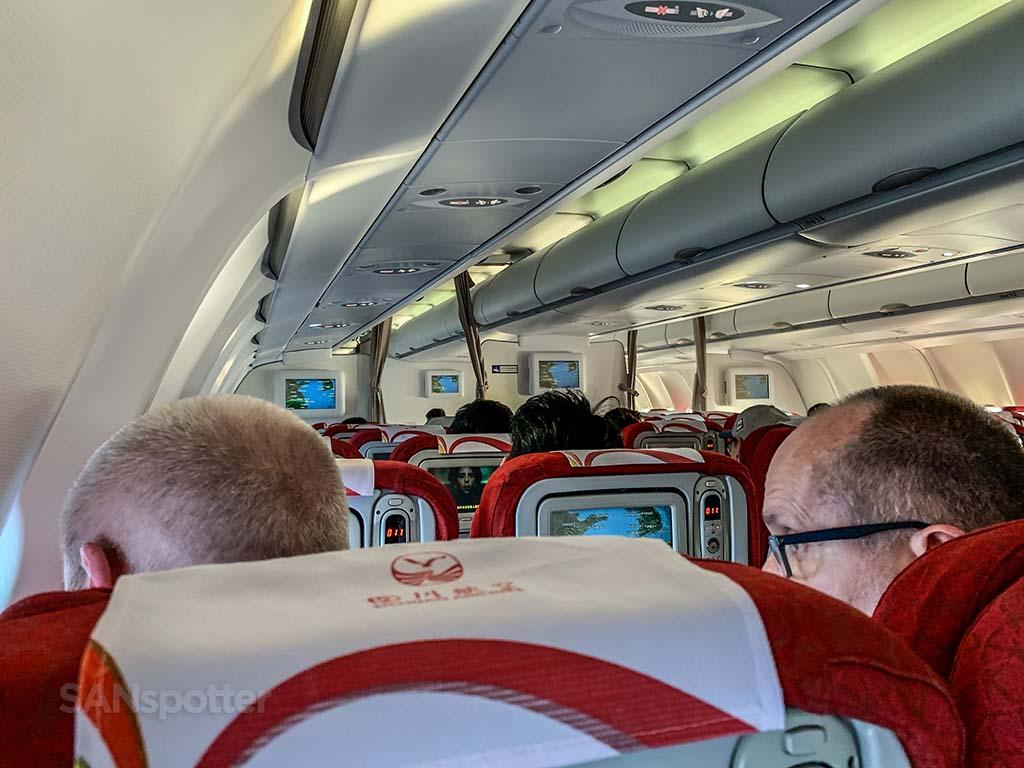 Loud passengers
