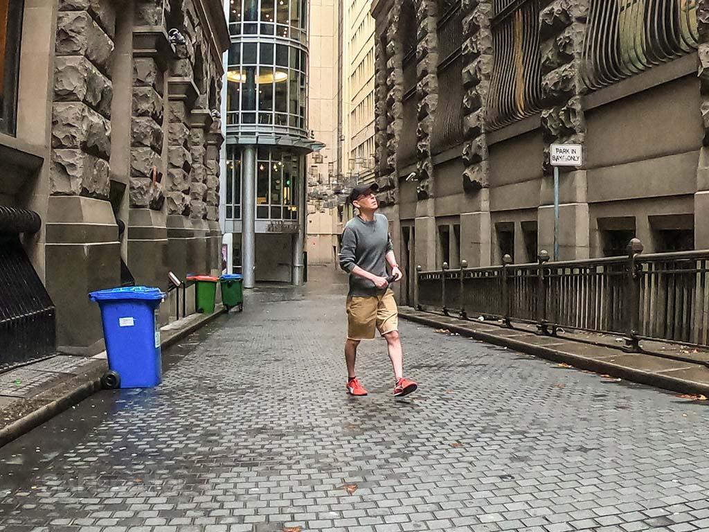 SANspotter in Sydney