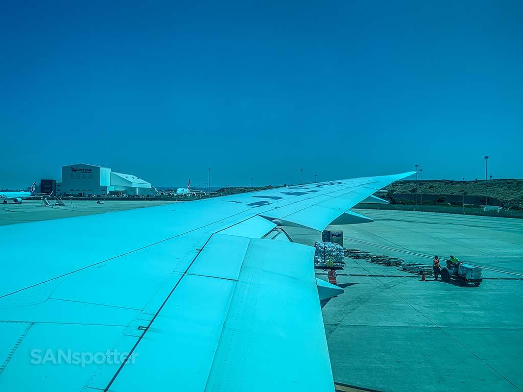 787 window tint