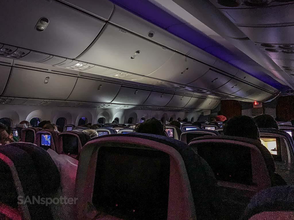 Latam 787-8 interior