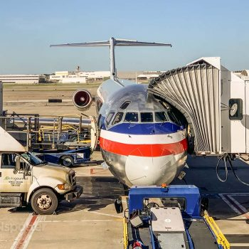 American Airlines md80 retirement