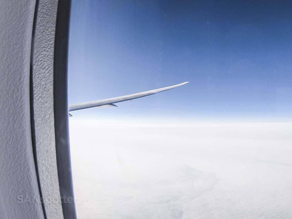 787 wing flex