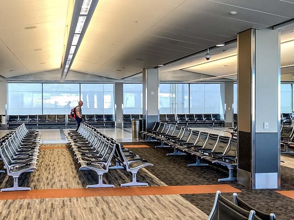 Gate 135 LAX