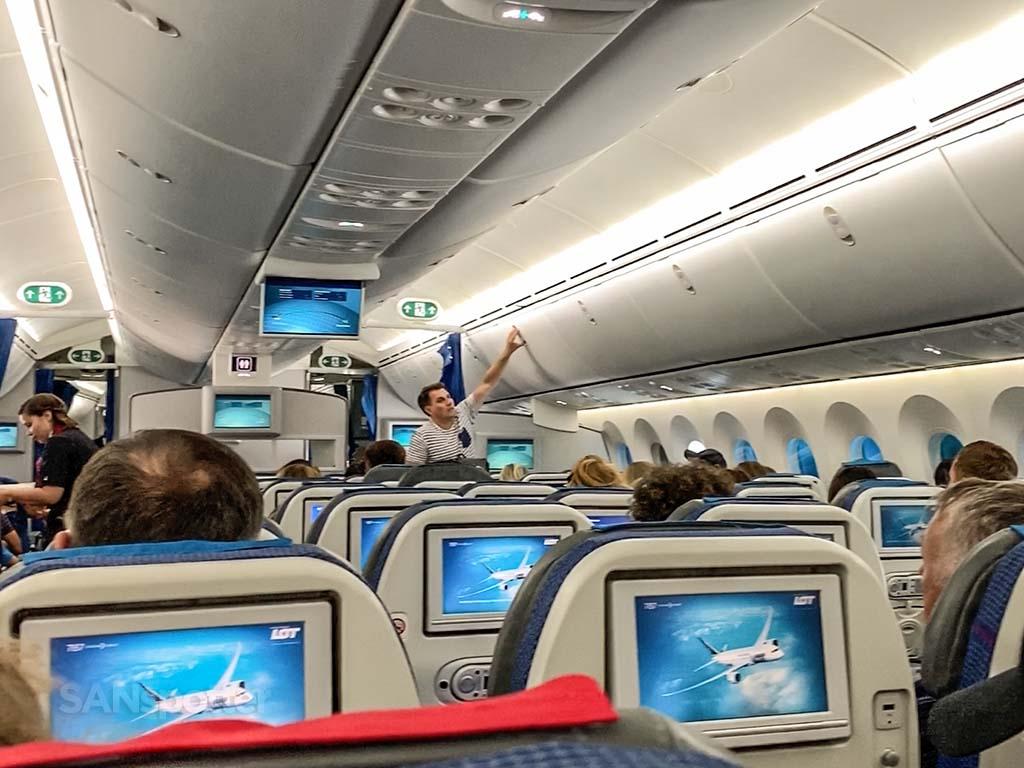 LOT 787 interior