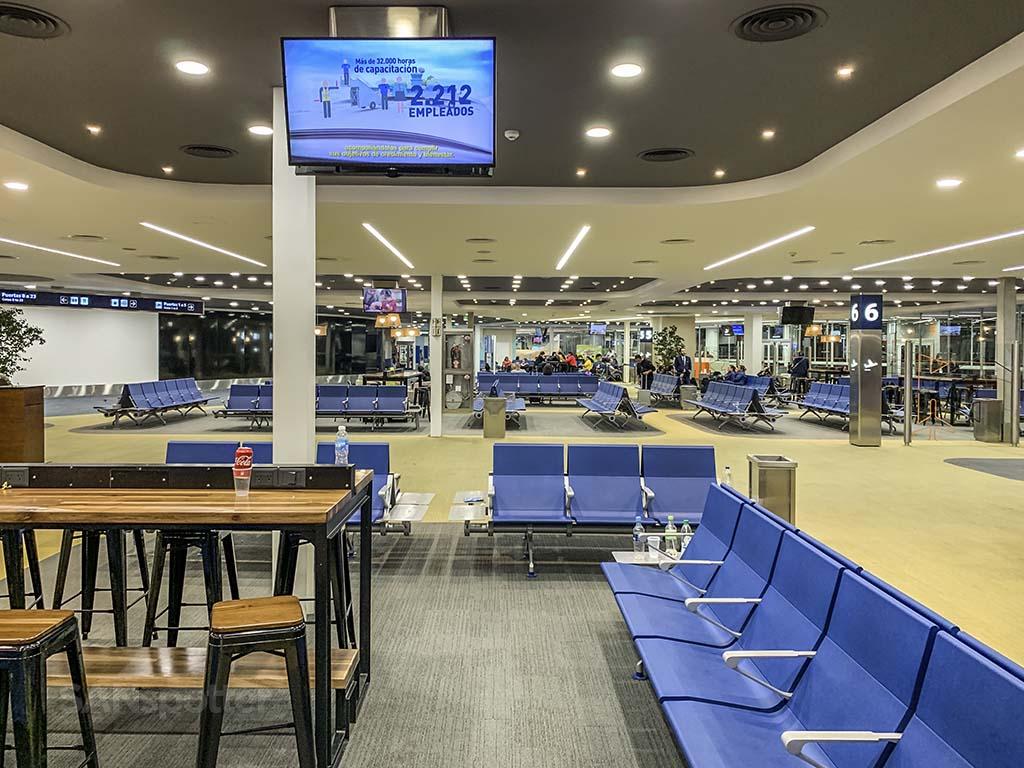 Terminal A EZE airport