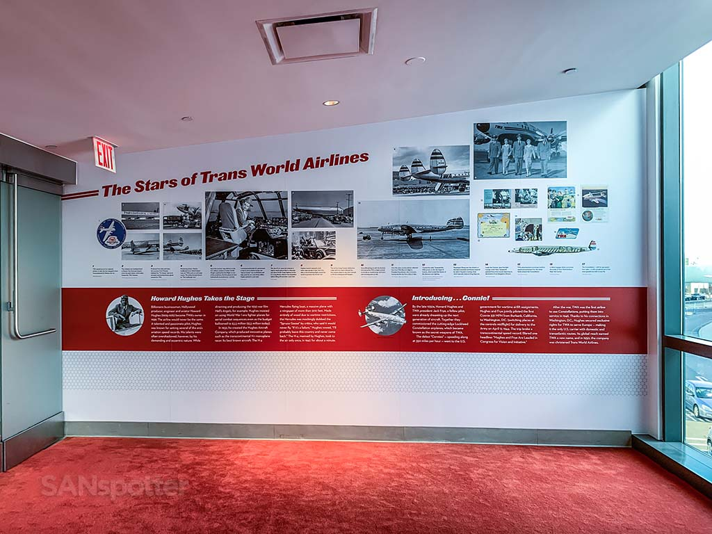 TWA hotel history