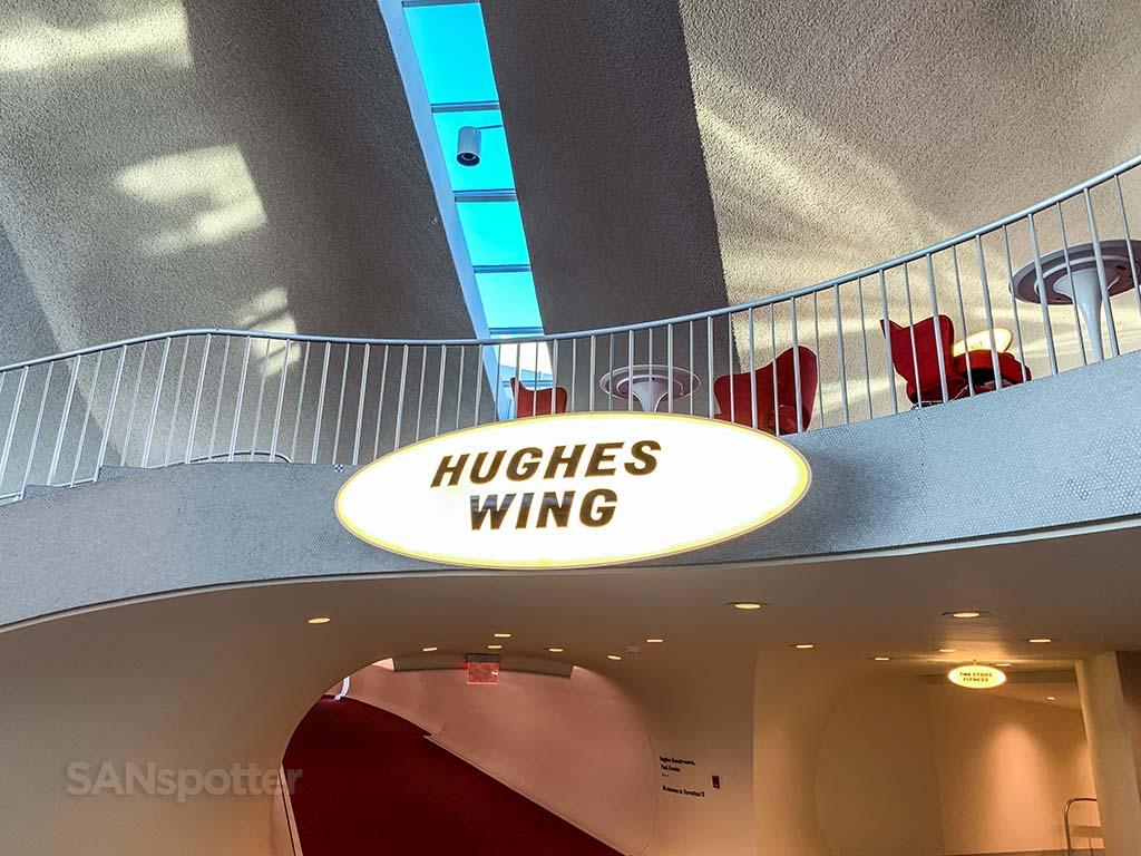 TWA hotel Hughes wing