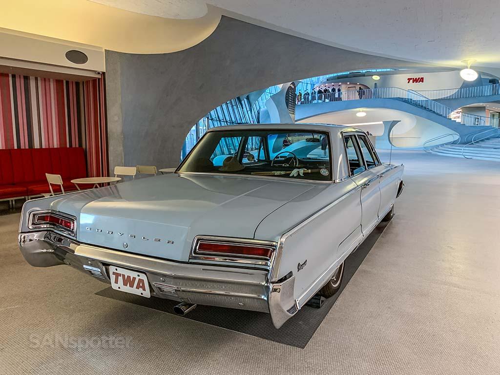 TWA hotel cars