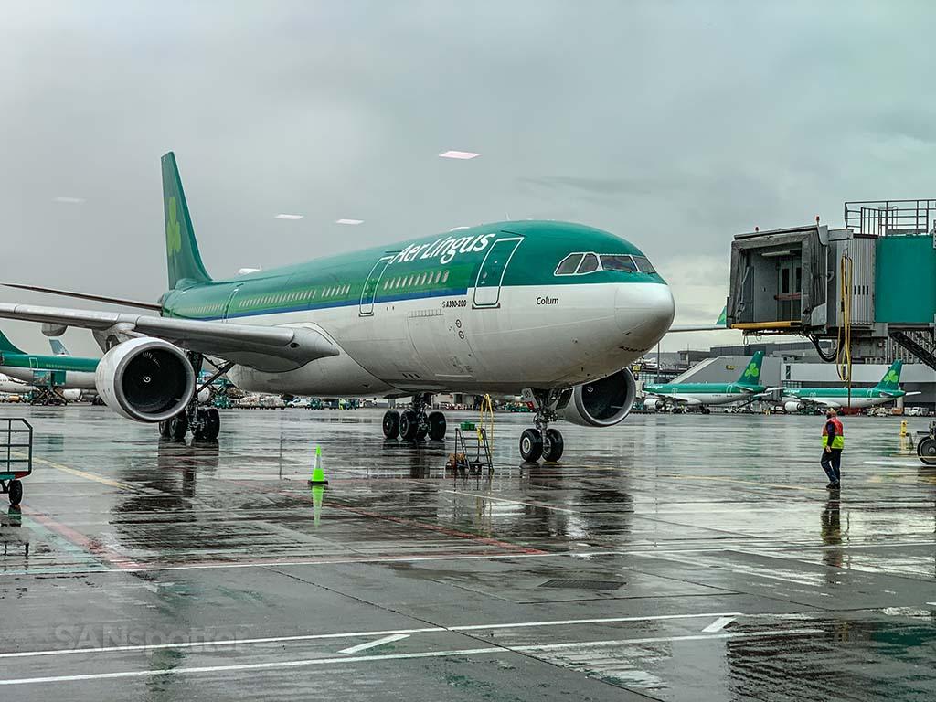 EI-DUO Aer Lingus a330-200