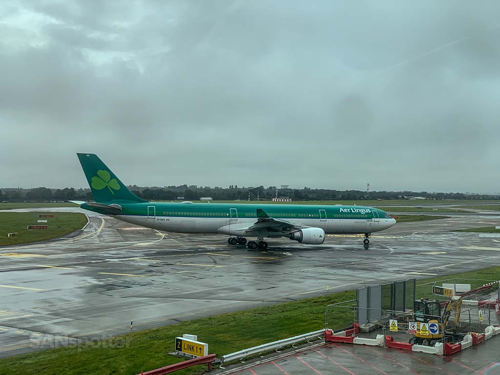 Aer Lingus old livery