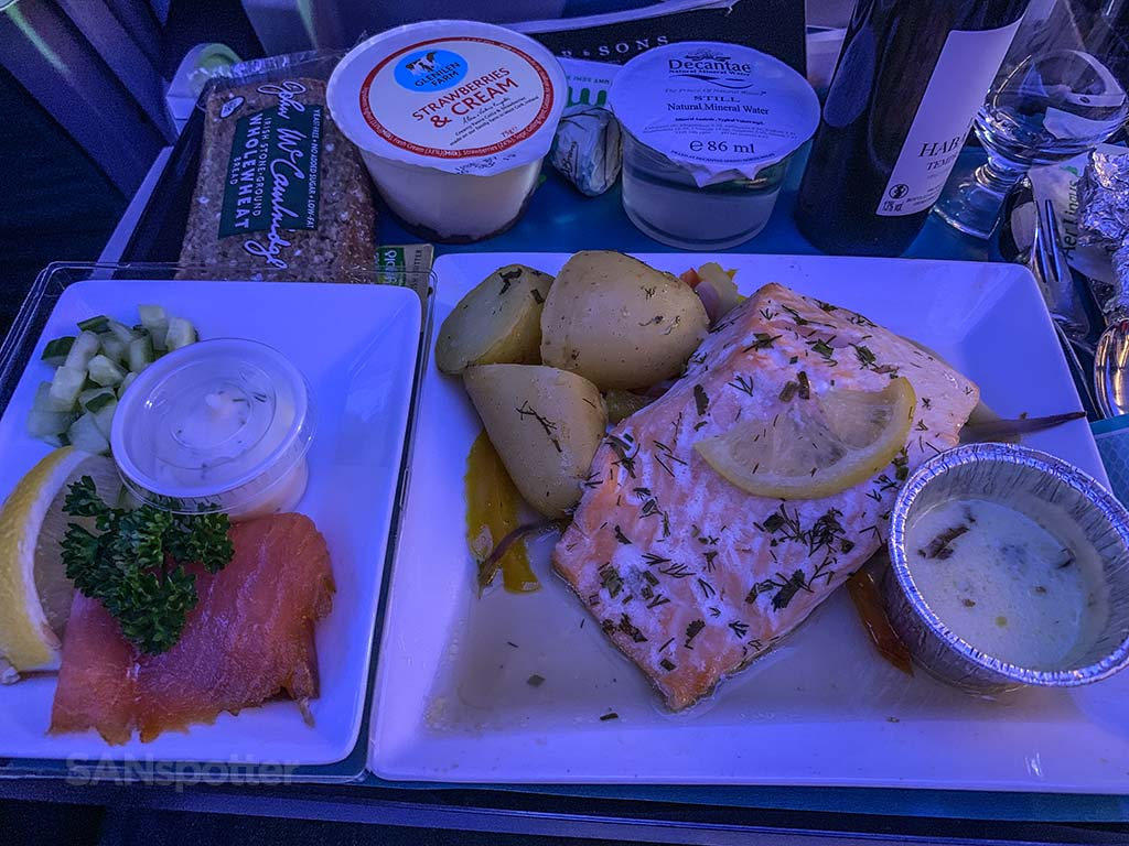 Aer Lingus review
