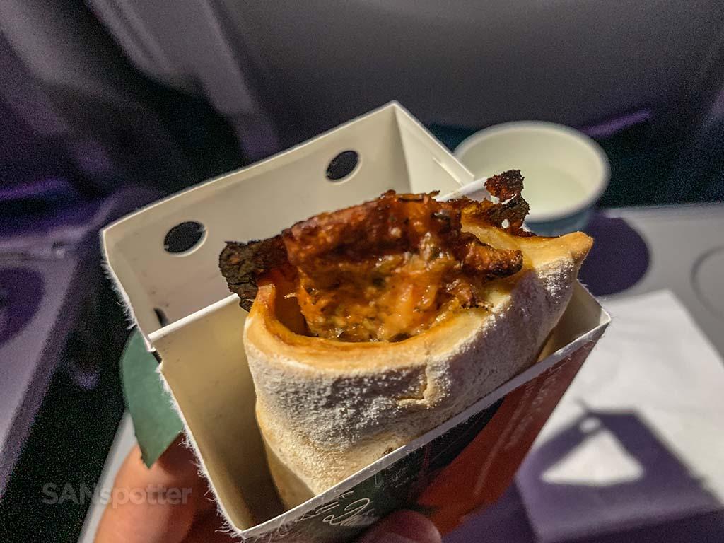 Aer Lingus food