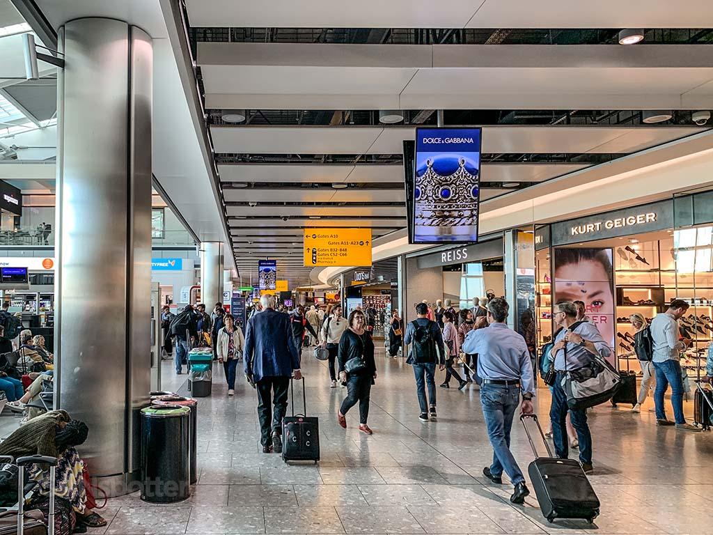 Terminal 5 LHR