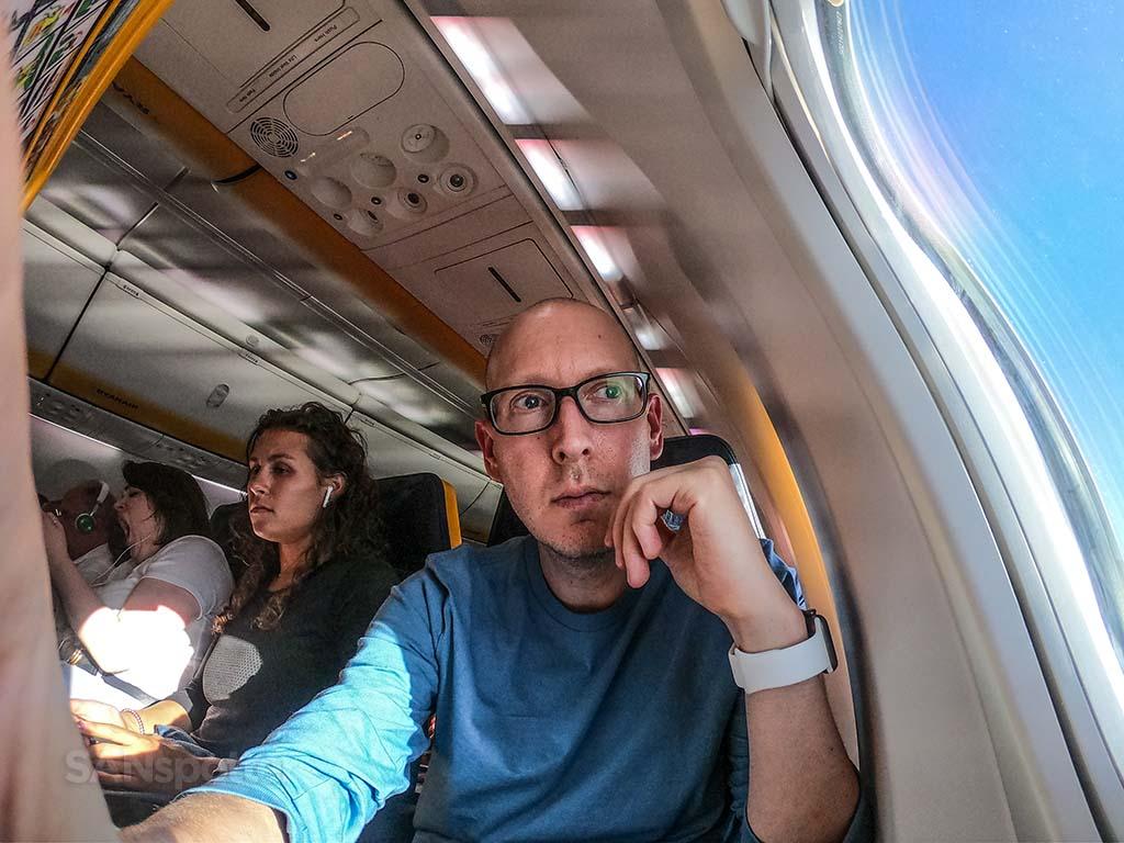 Sanspotter Ryanair review