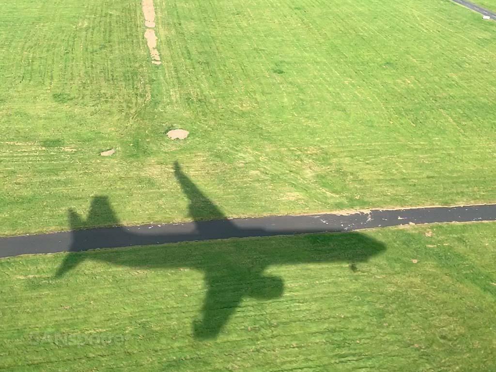 737-800 silhouette