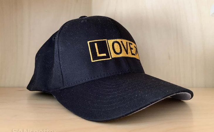 Aviation gifts for him hat