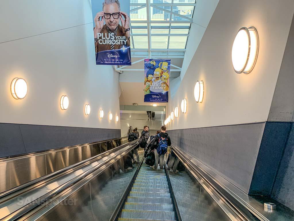 JFK terminal 8 interior