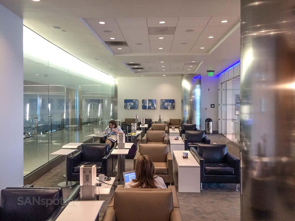San Diego Airport Delta Sky Club