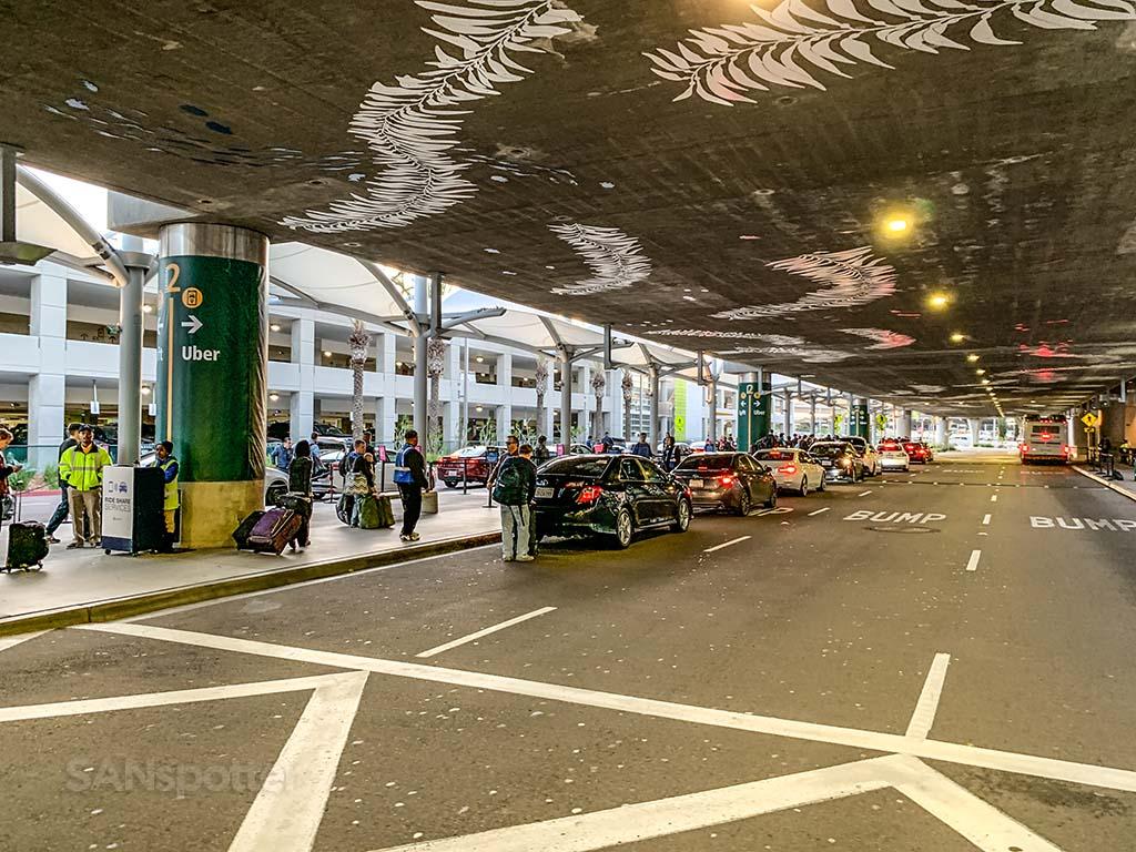 Uber San Diego Airport