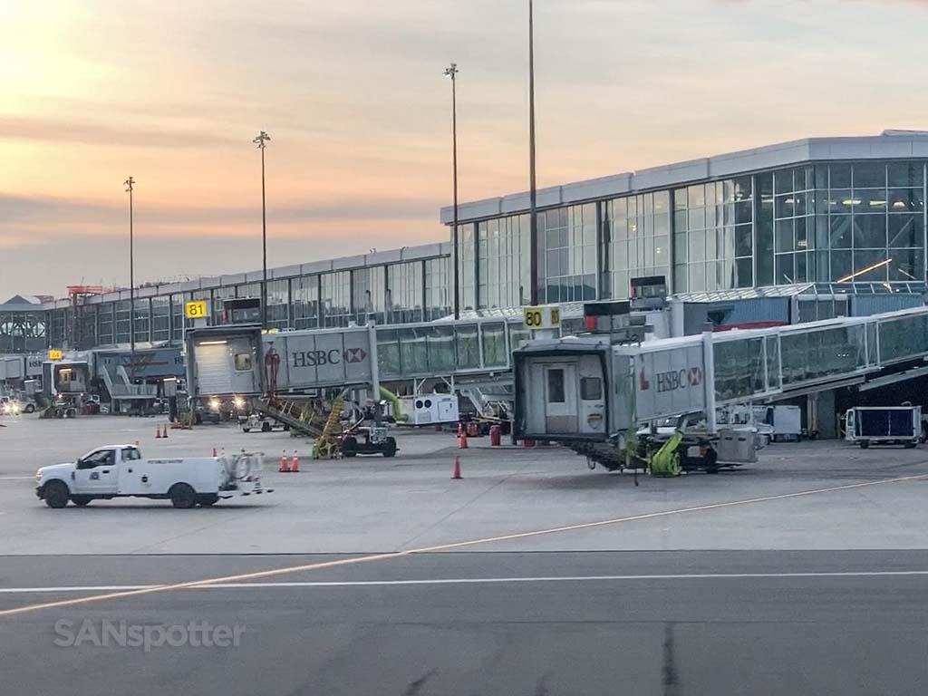 YVR international terminal