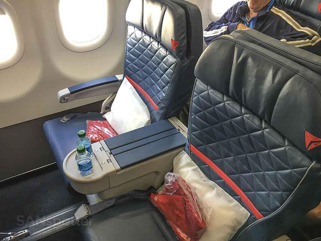 Delta A321 first class seats