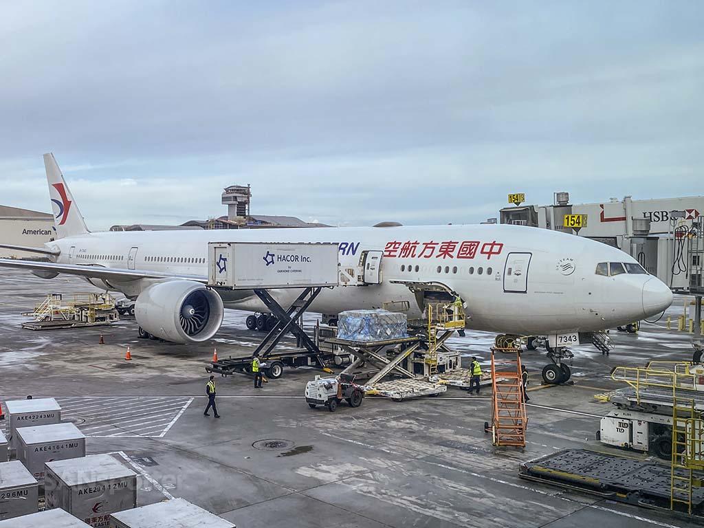 China Eastern 777-39P/ER B-7343