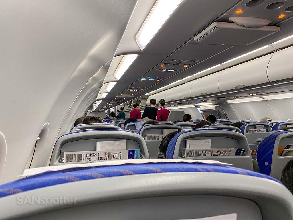 China Southern a321 interior