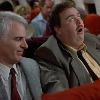 Planes trains and automobiles my dogs are barking