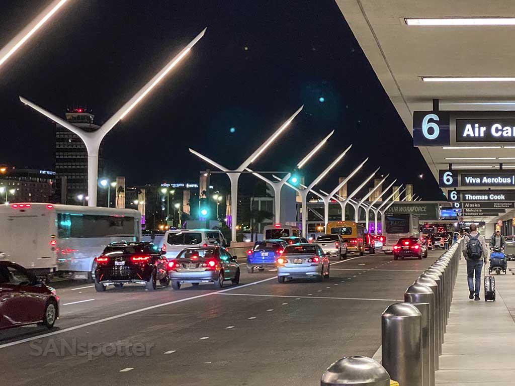 LAX terminal 6
