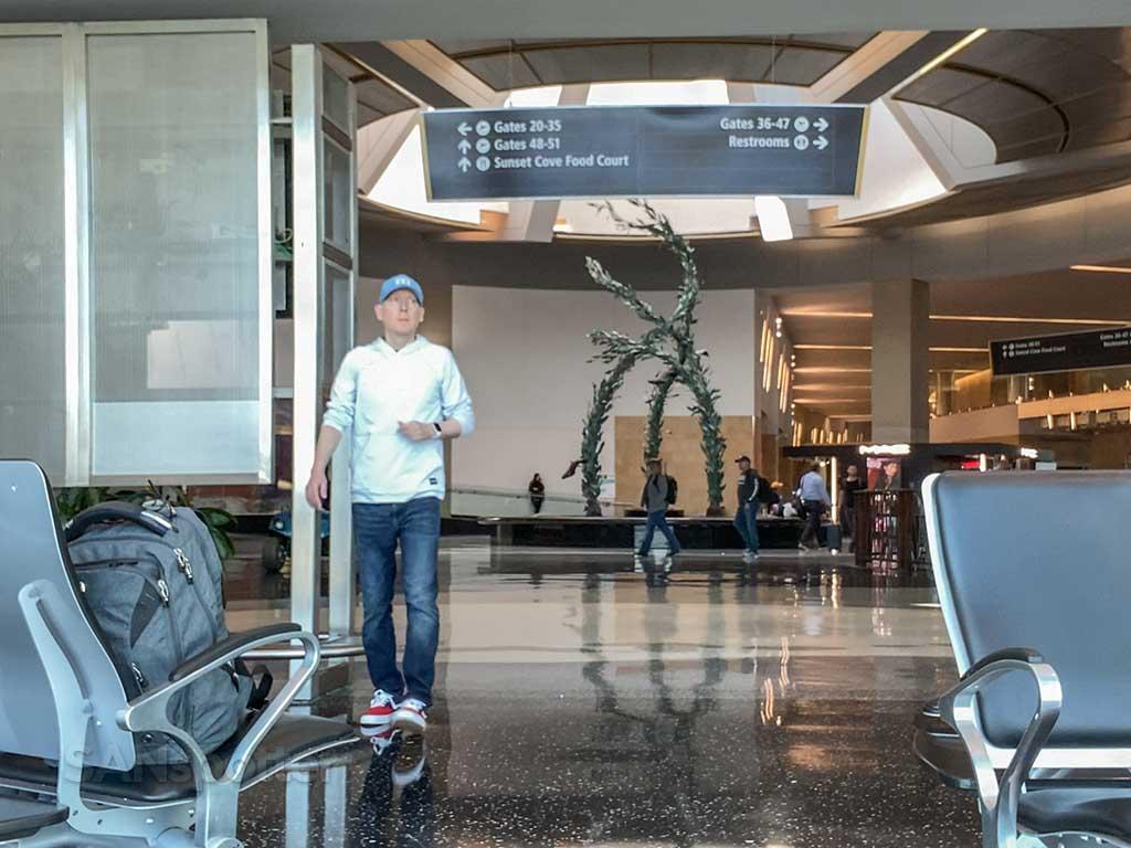 SANspotter San Diego airport