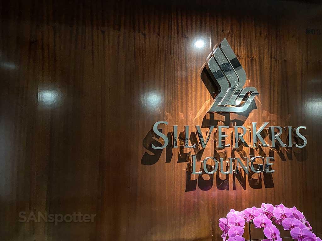 Silver Kris lounge singapore