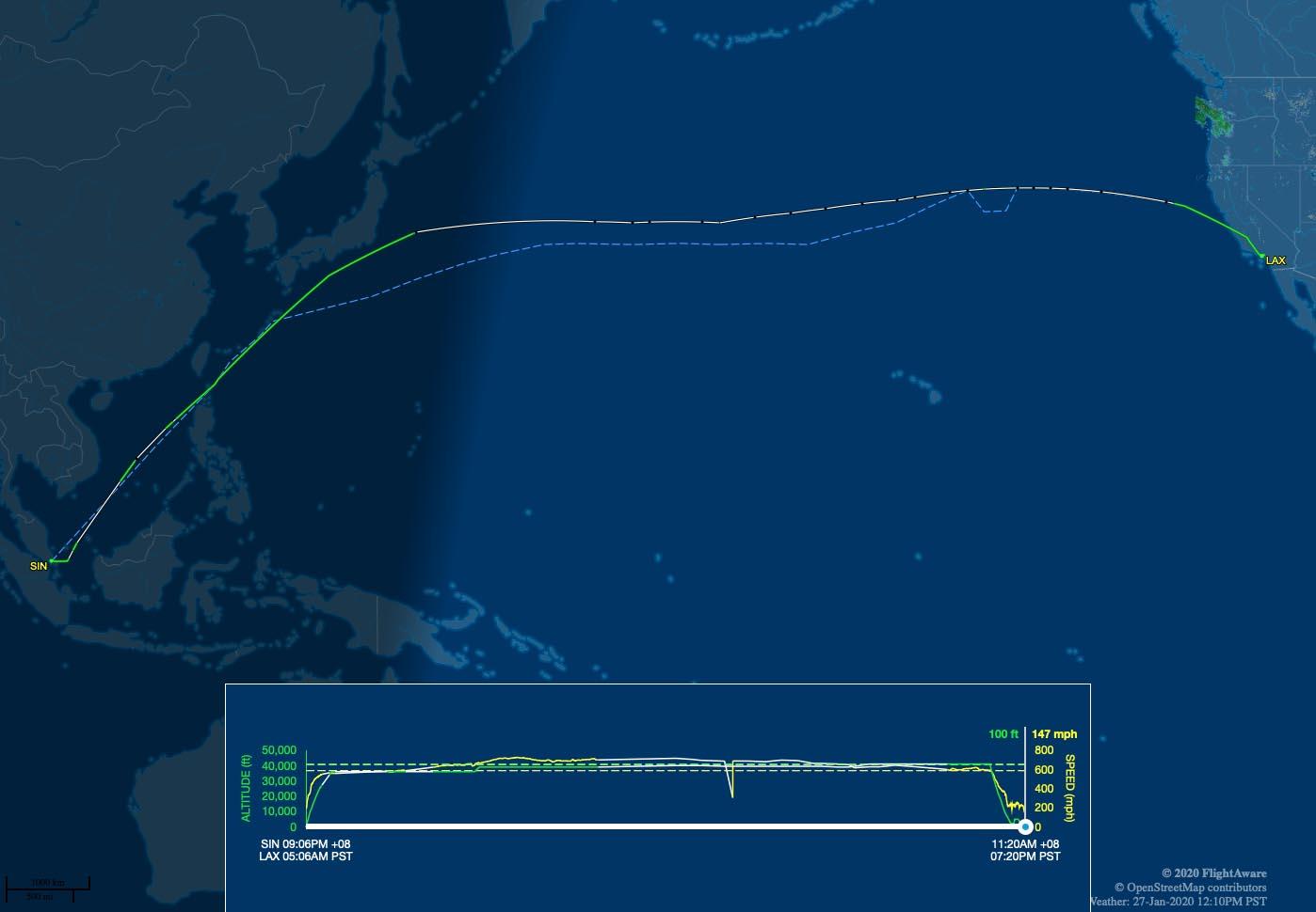 sq38 flight track